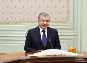 Uzbekistan's President meets with Deputy Prime Minister of Russia