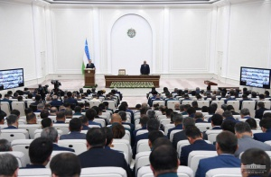 Shavkat Mirziyoyev: Taking our compatriots back from the Middle East was not easy