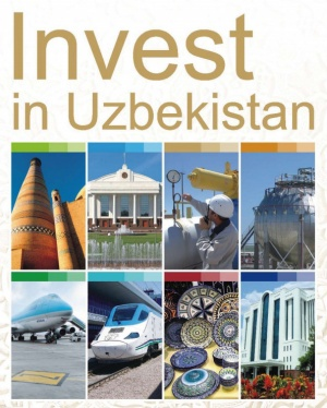 LIST of perspective investment projects with FDIs by regions in Uzbekistan